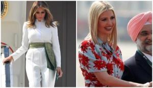 US First Lady Melania, Ivanka Trump exude elegance with subtle yet stylish outfits [PIC]
