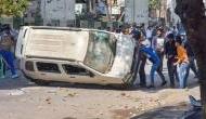 हिंसा के बाद दिल्ली के हालात बेकाबू, यमुनापार के तीनों जिलों में हाई-अलर्ट घोषित