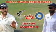 NZ vs IND 2nd Test: दूसरे मुकाबले में टीम इंडिया में हो सकते हैं ये बदलाव, इन खिलाड़ियों की हो सकती है छुट्टी