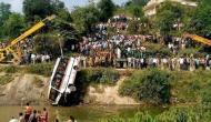 राजस्थान के बूंदी में दर्दनाक हादसा, बारात लेकर जा रही बस नदी में गिरी, 24 लोगों की मौत