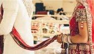 कोरोना वायरस: रेड जोन का दूल्हा, ग्रीन जोन की दुल्हन, इस अनोखे अंदाज में रचाई शादी