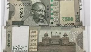 आपके पास मौजूद 500 रुपये का नया नोट नकली तो नहीं है, ऐसे करें पहचान