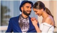 Ranveer Singh-Deepika Padukone's quirky outfits make fan crave for Ferrero Rocher and Lindt [PIC]