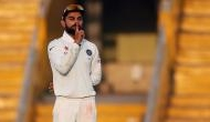 Virat Kohli lashes out at journalist when asked if he needs to control aggression