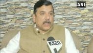 MP Sanjay Singh takes dig at CM Nitish Kumar, says 'Delhi govt to bear Bihar migrants 15 pc share of railway fare'