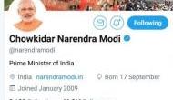 Facebook, Twitter छोड़ने की घोषणा के बाद पीएम मोदी के इस प्लान की है चर्चा