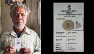 Bengal man receives his voter ID card with dog's picture on it