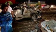 कर्नाटक के तुमकुरु में दो कारों में भीषण भिड़ंत, 12 की दर्दनाक मौत, चार लोग गंभीर रूप से घायल