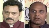 BJP MLAs Sanjay Pathak, Vishwas Sarang accused of Madhya Pradesh coup plan claim threat to their lives
