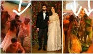 Watch rumoured couple Vicky Kaushal-Katrina Kaif playing with Gulal at Isha Ambani's Holi party