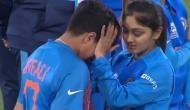टीम इंडिया को मिली 85 रनों से हार तो टूट गई शेफाली वर्मा, मैदान पर रो पड़ी, साथी खिलाड़ी ने संभाला