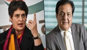Yes Bank Cirsis: Congress rubbishes BJP's claim that Rana Kapoor bought painting from Priyanka Gandhi for Rs 2 crore