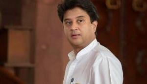 Congress has betrayed trust of farmers, women, youth of MP: Jyotiraditya Scindia