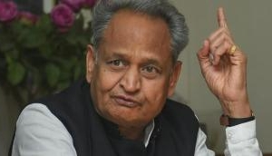 BJP hits back at Ashok Gehlot for accusing party of indulging in horse-trading in Madhya Pradesh