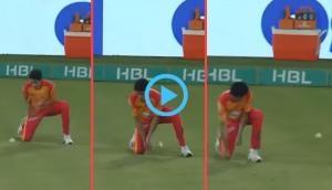 पाकिस्तानी खिलाड़ी ने की ऐसी फील्डिंग वीडियो देख हंसी नहीं रोक पाएंगे आप