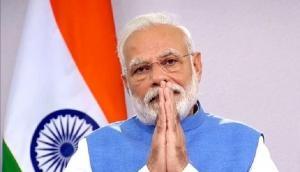 PM Modi pays tributes to Lok Nayak JP Narayan, Nanaji Deshmukh