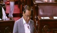 Ex-CJI Ranjan Gogoi takes oath as Rajya Sabha MP