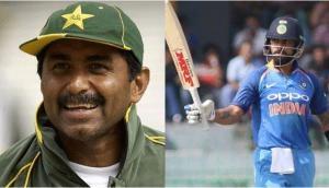 Former Pakistan cricketer Javed Miandad heaps praise on Virat Kohli [Watch]
