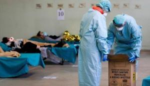 कोरोना वायरस से मरने वालों की संख्या में इजाफा, पूरी दुनिया में अब तक 14,925