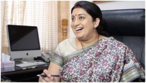 Smriti Irani Birthday: From Ekta Kapoor's Tulsi to BJP's orator; here's her inspirational success story