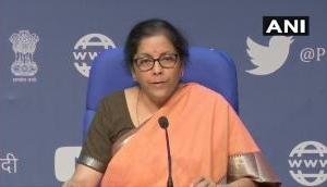Coronavirus: Nirmala Sitharaman announces Rs 1,70,000 crore relief package for urban, rural poor