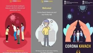 Corona Kavach: Govt releases location based COVID-19 tracking app