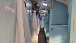 Coronavirus: NF Railway starts converting train coaches into isolation wards in Guwahati