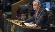 कोरोना वायरस संकट द्वितीय विश्व युद्ध के बाद दुनिया के सामने सबसे बड़ी चुनौती : UN