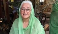 Veteran actress Nafisa Ali is stuck in Goa with no food and medicines due to lockdown