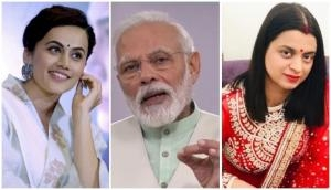 PM Modi Video Message: From Rangoli Chandel to Taapsee Pannu, Bollywood celebs hail Narendra Modi's message