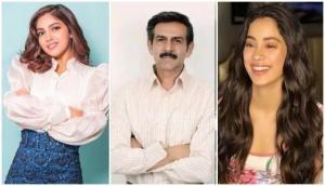 Bhumi Pednekar, Janhvi Kapoor apply for Kartik Aaryan's Baghban remake; check their banter