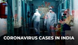 With highest spike of COVID-19 cases in last 24 hours, India's total case tally crosses 46 lakh mark