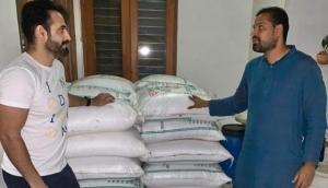 Coronavirus: गरीबों की मदद को सामने आए इरफान और यूसुफ पठान, बांटेंगे 10 हजार किलो चावल और 700 किलो आलू
