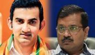 कोरोना संकट के बीच ट्विटर पर भिड़े दिल्ली के CM केजरीवाल और BJP सांसद गौतम गंभीर