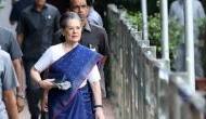 कोरोना संकट पर सोनिया गांधी ने PM मोदी को लिखी चिट्ठी, दिए ये 5 सुझाव