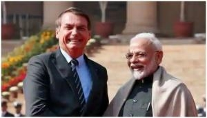 After Donald Trump, Brazil's Bolsonaro thanks PM Modi for supplying hydroxychloroquine raw materials
