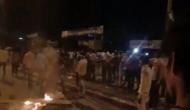 Gujarat: Migrant workers in Surat resort to violence fearing lockdown extension
