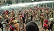 पंजाब में लॉकडाउन का उल्लंघन कर रहे लोगों ने पुलिस टीम पर किया हमला, एक पुलिसकर्मी का कटा हाथ