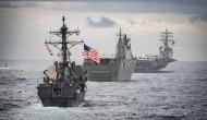 अमेरिकी नौसेना पर टूटा कोरोना वायरस का कहर, 550 नौसैनिक हुए कोविड-19 पॉजिटिव