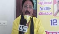 TDP leaders hold hunger strike, demand compensation for those who lost employment amid lockdown
