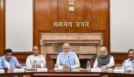 Union Cabinet to meet at Prime Minister's residence on Wednesday