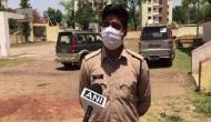 Corona Warriors: Constable covers 450 km partially on foot from Kanpur to Jabalpur to join duty