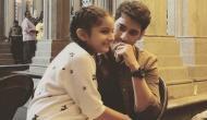 Superstar Mahesh Babu's 7-year-old daughter Sitara Gattamaneni makes Instagram debut