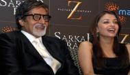 Amitabh Bachchan gives hard-hitting reply to troller who asked him 'Where is Aishwarya buddhe?'