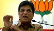Kirit Somaiya files complaint against Maha govt, Mumbai police over his detention