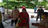 Gujarat: Bride, groom among 14 people arrested for violating lockdown norms