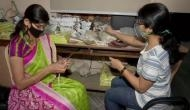 Hyderabad: Two Siblings develop low-cost face shields for frontline warriors