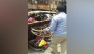 Maharashtra: Scuffle breaks out between hawker, police and BMC; 3 booked