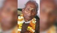 Yogi Adityanath's father Anand Singh Bisht passes away at AIIMS