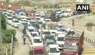 Coronavirus Lockdown: Delhi-Ghaziabad border sealed to curb coronavirus spread
